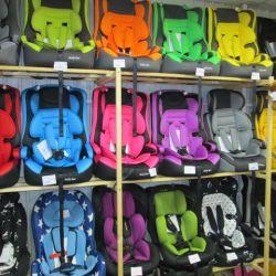 YENİ araba koltukları