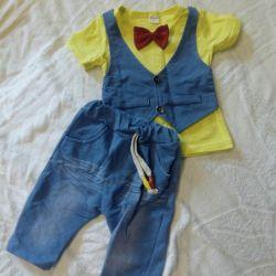 Children's costume of the river 68