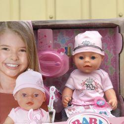 Διαδραστική κούκλα μωρών Bon Bon.