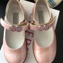 Princess shoes ? Cherie