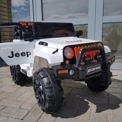 Elektrikli araba jeep