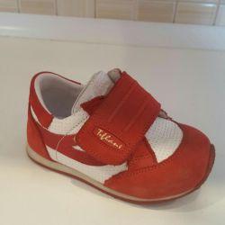Spor Ayakkabıları S. 18 TIFLANI