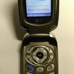 LG C2100 Telefon