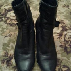 Boots nat leather