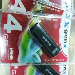 USB stick 4 Gb