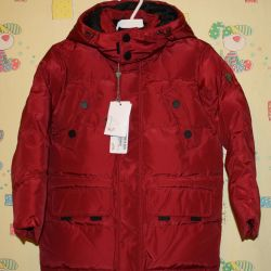 NEW down jacket (synthetic winterizer) Snowimage