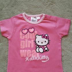 Tricou pentru copii HELLO KITTY