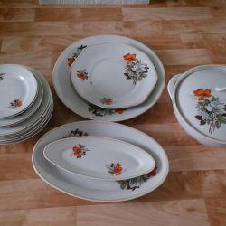 Тарелки (посуда)