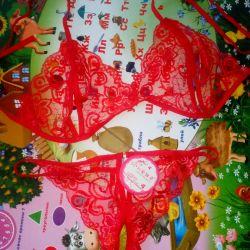 New erotic lingerie size 44-46