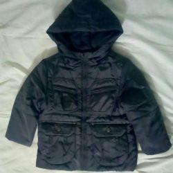 Куртка детская зим.