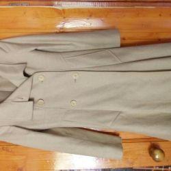 Coat from Nadezhda Dorokhovoy, wool
