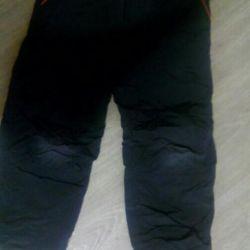 Polar üzerinde pantolon