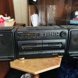 Επαγγελματική συσκευή εγγραφής ραδιοφώνου