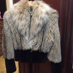 Mondial Designer Lynx Fur Coat