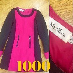 Sıcak Max Mara Elbisesi