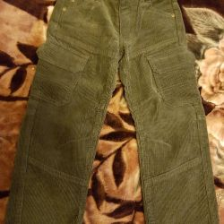 Funday 104 kadife pantolon