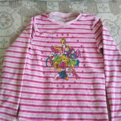 Кофта для девочки 8 лет