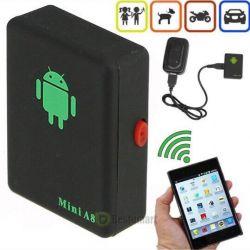 GPS tracker mini A8