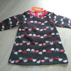 Нове тепле плаття Gymboree (США) з трусиками