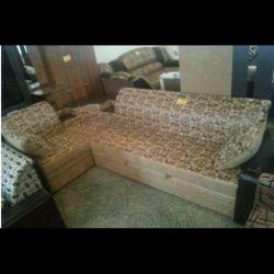 Corner sofa +