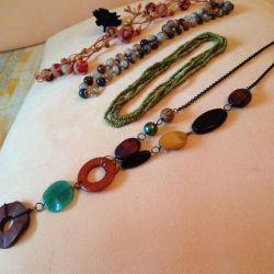Bijouterie, beads, jewelry, Accessories