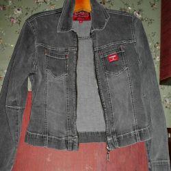 Women's denim jackets (4pcs. Different)