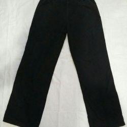 Men's trousers, cotton