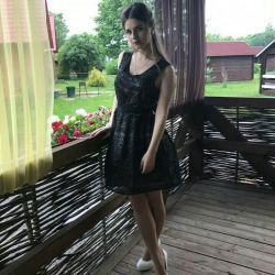 ВечерDown evening (prom) with a tag, Koton