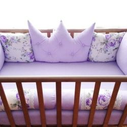 Set pillow crown + sides rollers