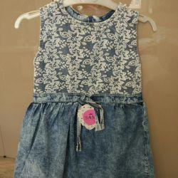 Yazlık elbise yeni