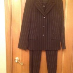 Business suit of wives, Italy, new