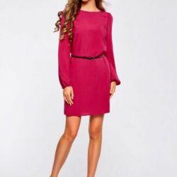 Luxurious cherry dress
