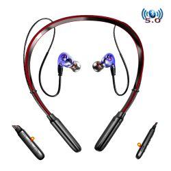 🔥 Bluetooth 5.0 Kulaklık Kulaklık Oynatıcı X9 Mavi