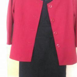 Jacheta pentru femei și rochia