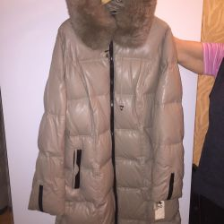 New super warm winter coat