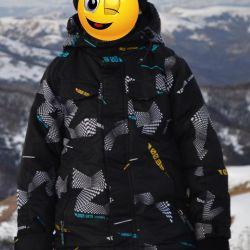 Winter jacket Reserved