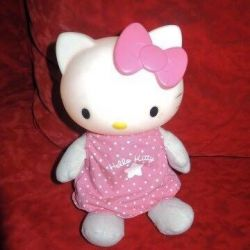 Hello Kitty lumina de noapte muzicală