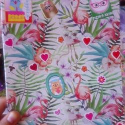 I decorate notebooks or notebooks very beautifully
