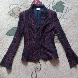 Gipür ceket