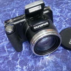Цифровий фотоапарат olympus sp800