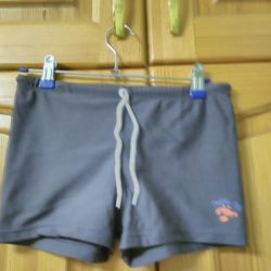 Bathing swimming trunks for a teenager.