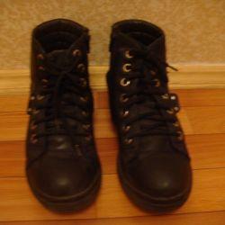 winter boots (nubuck)