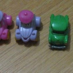 car motorcycle hippo soldier tiger