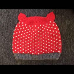 Cool Cap with ears of cats