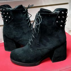New Women's Spring Ankle Boots