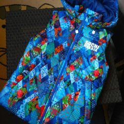 Vest Sochi bosco olympiad