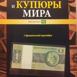 Banknot + magazine
