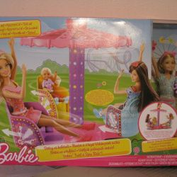 New set of Atraction Barbie for sisters + doll