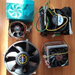 Coolers for processors