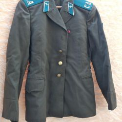 Military jacket for the 9th time of the USSR